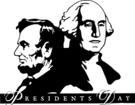 Happy President's Day (Feb 12th and 19th)